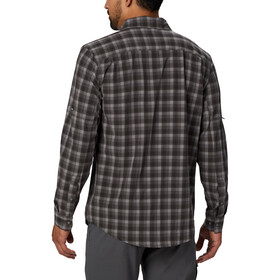 Columbia Triple Canyon Chemise manches longues Homme, columbia grey mini tonal plaid